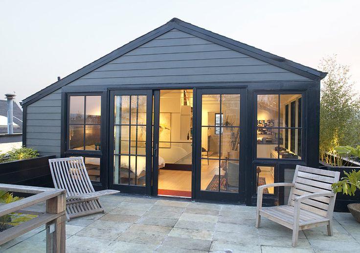 dark grey and black, simple window trim