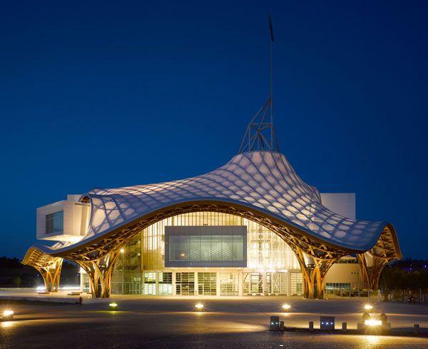 Centre Pompidou-Metz                                                                                                                                                                                 Plus