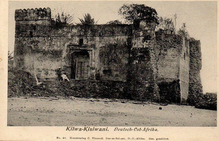 Kilwa-Kisiwani, German East Africa