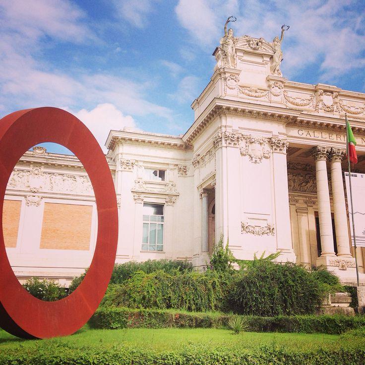 GNAM Galleria Nazionale Arte Moderna Piazzale delle Belle arti