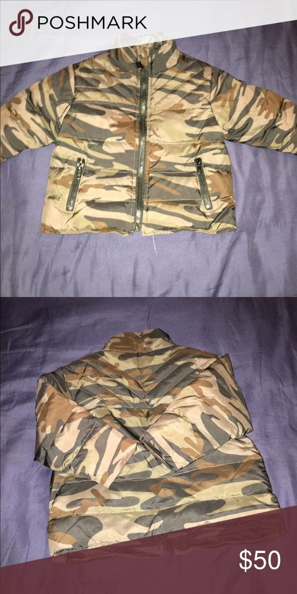 Baby Boy/Toddler Appaman Camo Coat Sz 12M Appaman baby/toddler coat size 12M. Stylish and warm winter coat worn just a few times by my son. In great condition with no sign of wear. Cleaned and from a smoke free home. Appaman Jackets & Coats Puffers