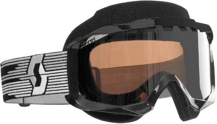 Scott Usa Hustle Snow Cross Goggles From St Boni Motor