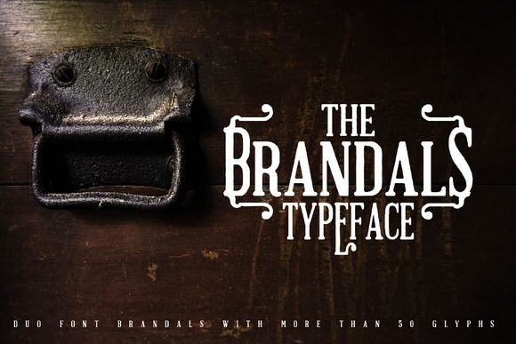The Brandals by greataris on @creativemarket