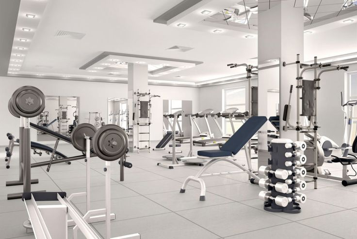 Why Leds Are The Ideal Choice For Gym Lighting Gym Lighting Gym Interior Gym