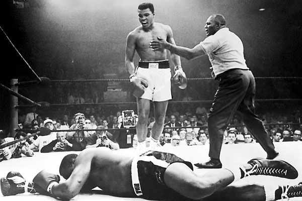 """""""Age is whatever you think it is. You are as old as you think you are."""" Muhammed Ali"""