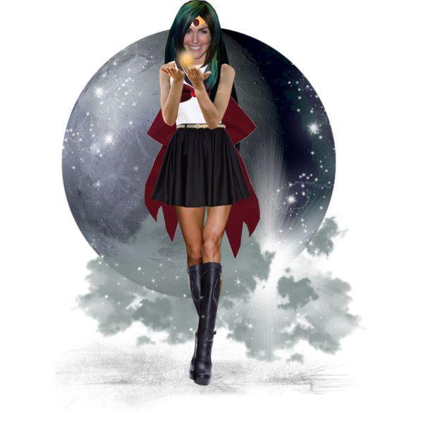 Taylor Cole as Sailor Pluto