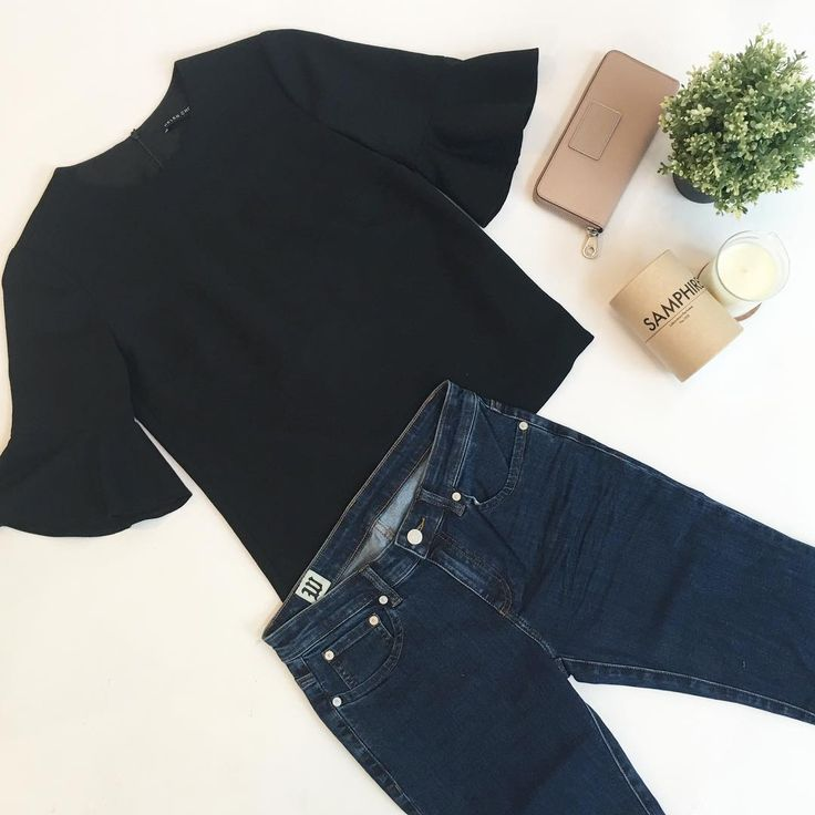 We're in the last days of Shop & Win! Remember, any full priced item purchased in store or online will get you in the draw to win a $1000 Workshop wardrobe! | Pictured - Helen Cherry Talulah Top & Workshop Denim Mid Rise Skinny