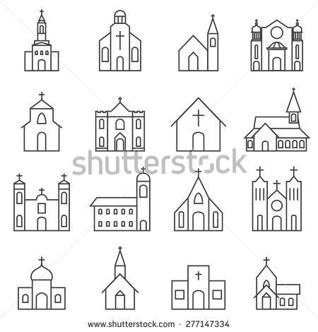 Image result for church icons