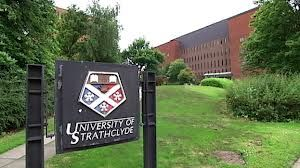 Royal College Prestigious Awards for International Students at University of Strathclyde in UK, 2014