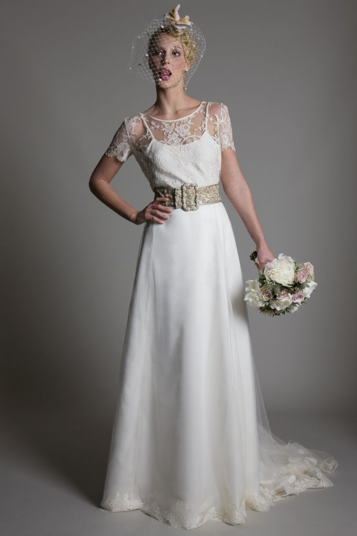 17 best images about halfpenny london bridal collection on for Shirt dress wedding gown