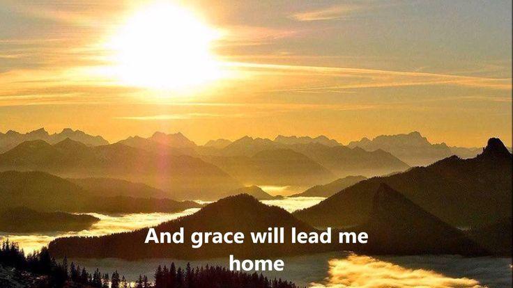 Amazing Grace - Susan Boyle - Lyrics - (HD scenic)