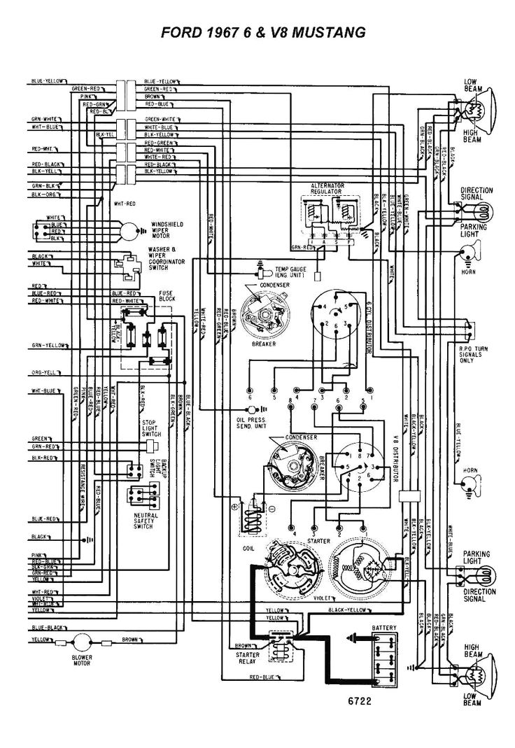 Best 49 Wiring Diagram images on Pinterest | 12v led, Chevy nova and ...