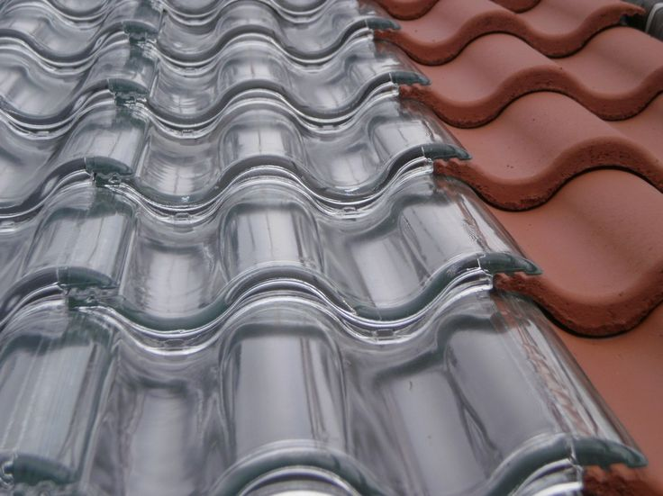 """Looking for an """"elegant"""" alternative to the existing household heating systems? The glass roof tiles by SolTech System mark a revolutionary and award winning method of integrating solar energy into an"""