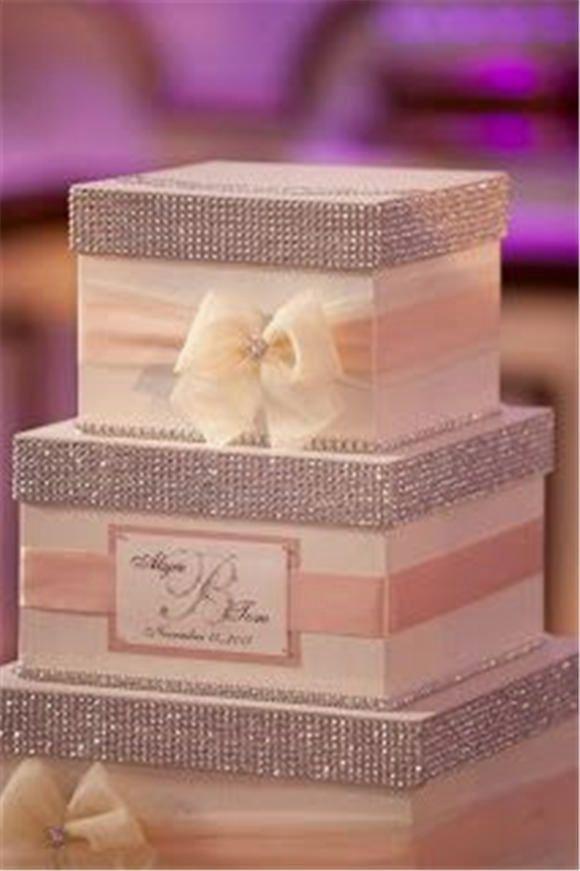 Creative Wedding Card Box