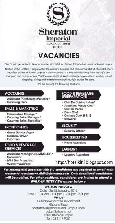 Job vacancy in singapore casino for malaysian