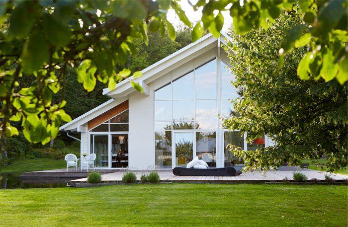 modern house plans sweden
