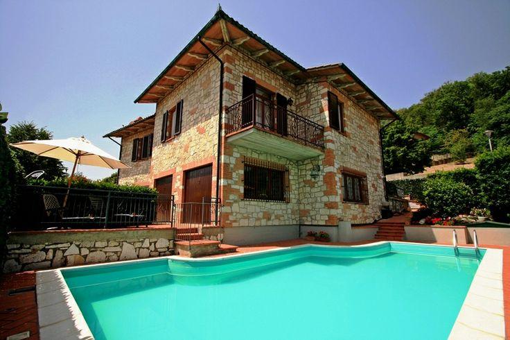 Villa Rosanna - Radicondoli - Siena   8 PAX - 3 BEDROOMS - 2 BATHROOMS