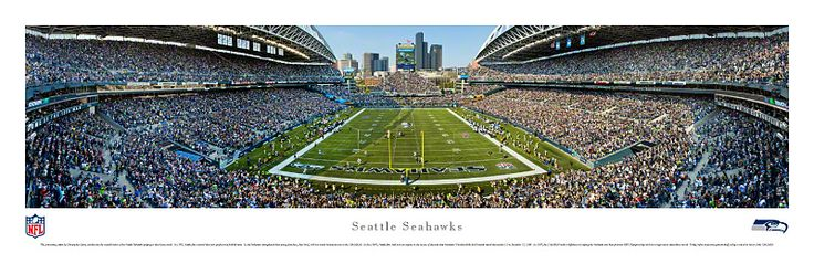 Fans attending games at CenturyLink Field have some of the best views than at any other stadium in the NFL from the action of the field to the views of the Seattle skyline.