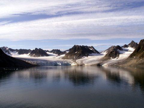 Magdalena Fjord, Svalbard Archipielago