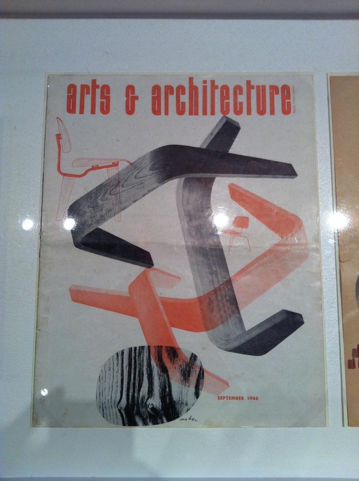 Arts & Architecture, Sept. 1946.
