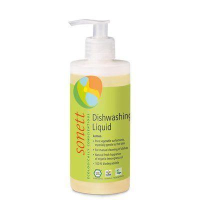 Detergent ecologic pt. spalat vase - lamaie, Sonett 300ml