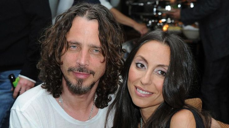 Vicky Cornell, wife of late Soundgarden rocker Chris Cornell, flew to Detroit Friday to meet with the Wayne County Medical Examiner who declared her husband's cause of death, The Blaze reported.Though the coroner declared the singer's death a suicide, Cor