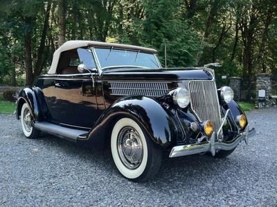 1936 Ford V8 Deluxe Roadster & 360 best Ford - Vintage images on Pinterest | Vintage cars Old ... markmcfarlin.com