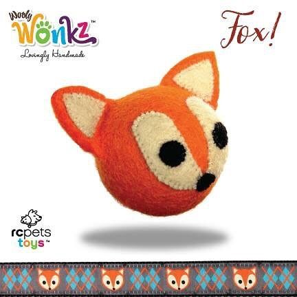 Today we will be introducing you to four of our new friends. They are the woodland creatures of Wooly Wonks and they are the first collection from our new brand, RC Pets Toys. All our toys are handmade by artisans in Nepal of 100% New Zealand wool.  This is Fox!  Meet all of Hedgehog's friends and learn more about our new toy brand here: www.rcpetstoys.com  #WoolyWonks #WoodlandSeries #sustainable #unique #DesignedInCanada #Nepal #NewZealandWool #pettoys #SuperZoo #SZ16 #RCPetsToys
