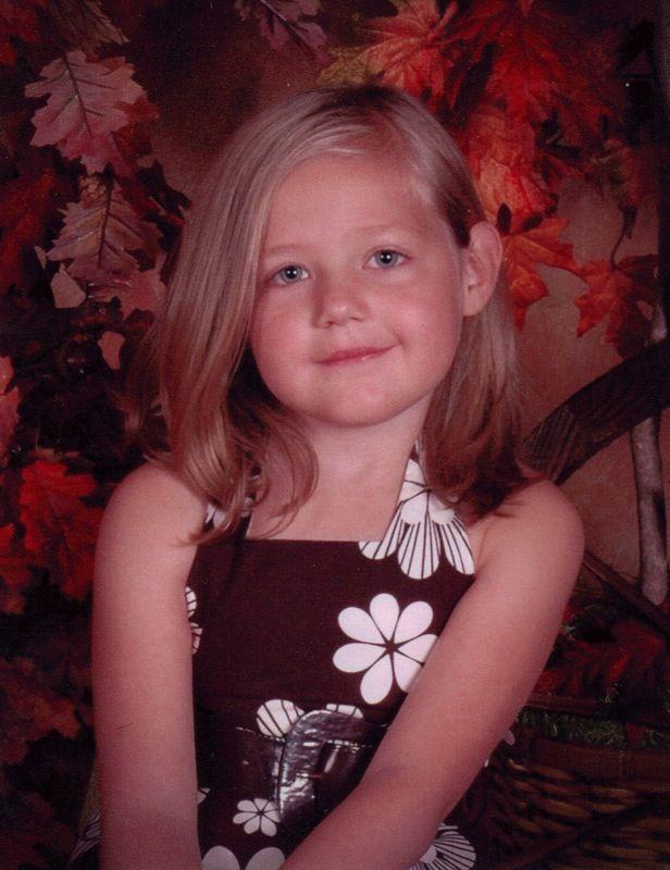 Olivia age 8