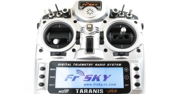 Top 5 Best RC Radio Transmitters – 2017