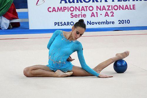 Le azzurre della ginnastica ritmica alle Olimpiadi
