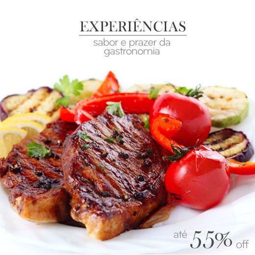 Gastronomia - produzido por Mariana Vilela