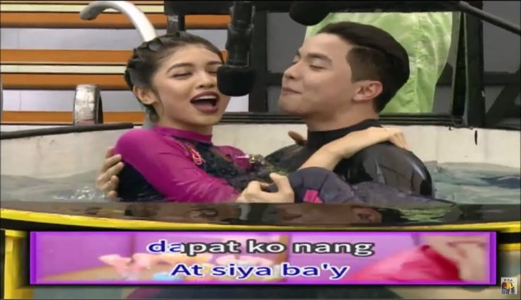 Eat Bulaga September 24, 2016  Maine and Alden duet challenge accepted