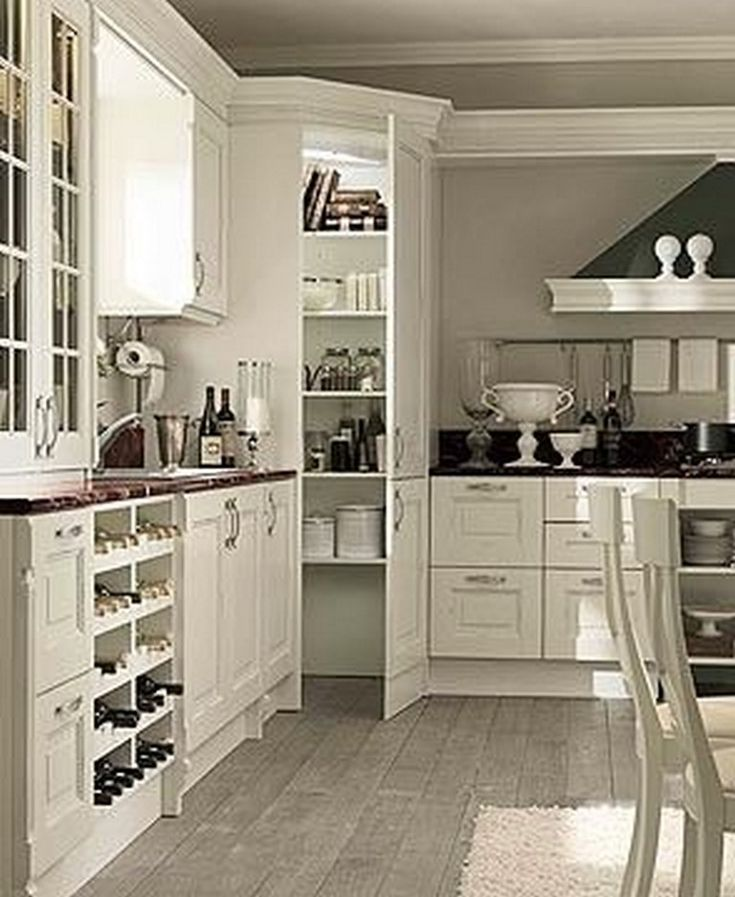 Miami Kitchen Cabinets: 45+ Unique Kitchen Pantry Ideas With Form And Function