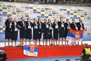 Serbia Wins Gold: Men's Water Polo European Champions