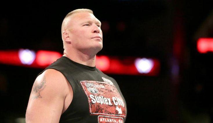 WWE News: Opponent For Brock Lesnar At Wrestlemania 33 Revealed