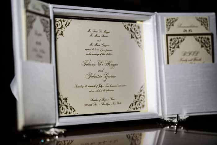 Wedding of the Week: Tatiana Di Maggio and Salvatore Guercio | weddingsite.co.uk
