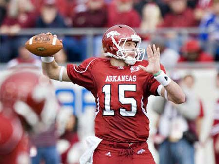 arkansas razorbacks football   Arkansas Razorback Football Preview and Predictions for 2010