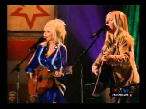 Dolly Parton with Melissa Etheridge - Jolene - YouTube OMG - I just love this song! And they are wonderful together!!!