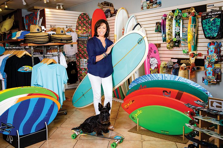 The owner of Old Naples Surf Shop talks surfing, skimboarding, and paddleboarding.