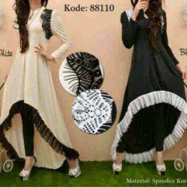 Dress spandeks korea+legging, AS479 Rp145rb (exclude ongkir) #hijabolshop #trendyoutfit #coolfashion #beautifuldress #murahmeriah #murmer #h...