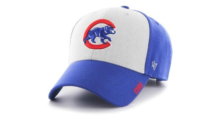 6bf256666 47 Chicago Cubs Ice Clean Up Baseball Cap  13.20 (40% off ...