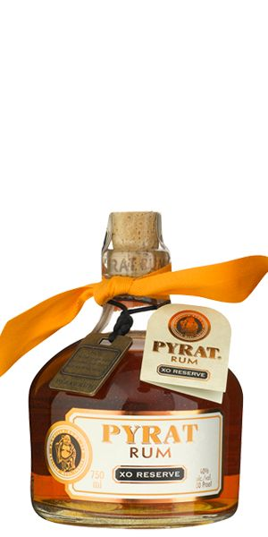 Pyrat XO Reserve Rum - featured in Flaviar's tasting pack 'Here be Pirates, Yo-Ho!' Pyrat Rum XO Reserve is a very unique Rum. It is a semi-complex blend of select Caribbean Rums, aged up to 15 years in French Limousin and American sweet oak barrels. - See more at: http://flaviar.com/product/pyrat-xo-reserve-rum#sthash.yLCrVw1K.dpuf