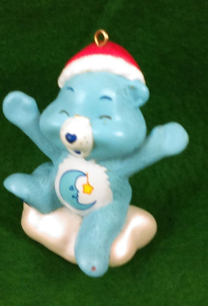 23 best christmas images on pinterest christmas deco christmas american greetings bedtime care bear on a cloud christmas ornament 3 2005 m4hsunfo Image collections