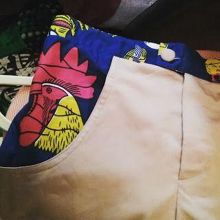 La ropa africana de PAPYVALERIE: Se vende Bermudas Mujer llamarse  ( gallina y poll...