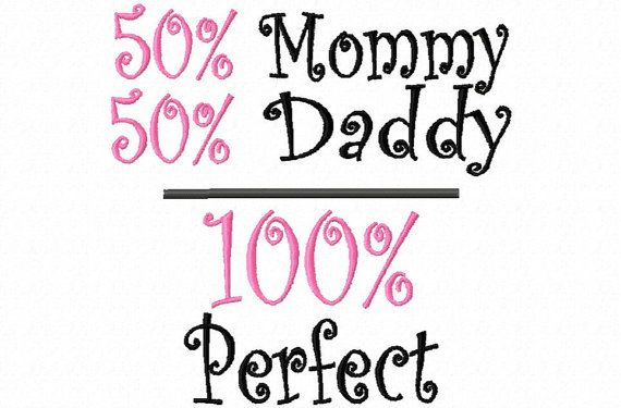 Baby Quotes Embroidery Machine Design Patterns