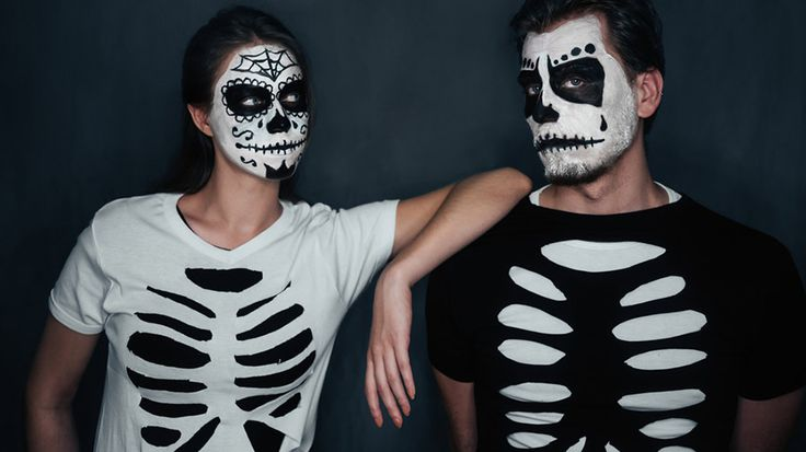 There's no need to buy an outfit – try these DIY Halloween costumes you can put together using things you already own.