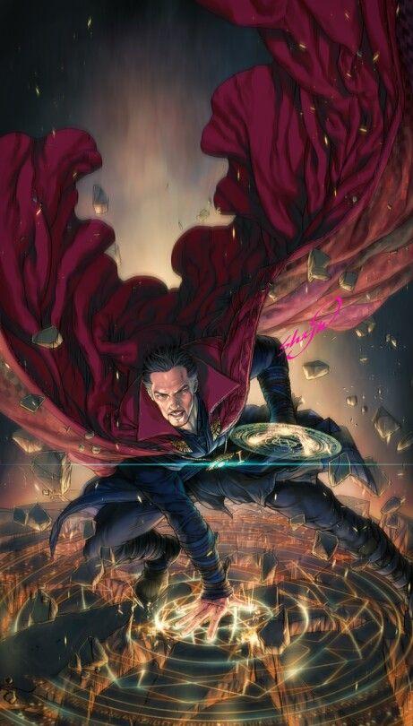 Marvel Doctor Strange.  For similar content follow me @jpsunshine10041