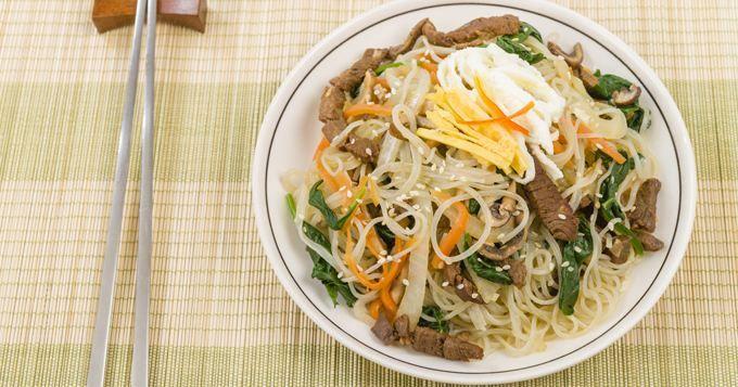 15 spécialités coréennes dépaysantes - Bibimbap (assiette coréenne de riz, légumes et viande marinée) - Cuisine AZ