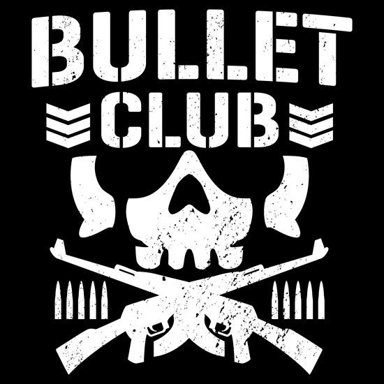 #over #superkickparty - BULLET CLUB